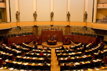 Parlamento Finlandes