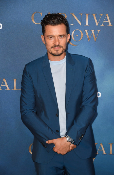 Orlando Bloom Carnival Row London Screening Red Carpet Arrivals 02