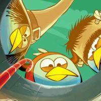 Angry Birds se disfraza en Halloween para estrenar una nueva entrega