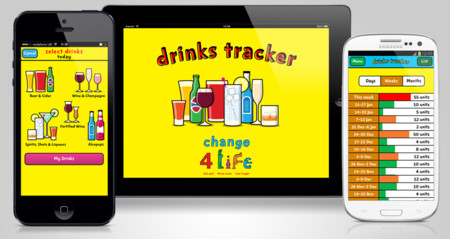 Drinkstracker App Feature