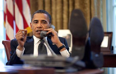 La Casa Blanca también está en Flickr