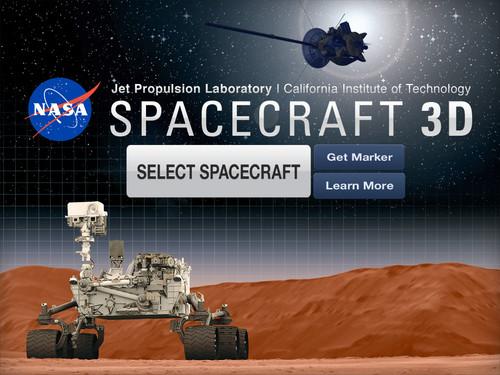 Explora la Tierra y el espacio de forma interactiva gracias a las aplicaciones de la NASA