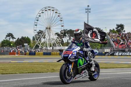 Lorenzo Le Mans Motogp 2015
