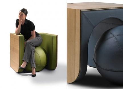 Switch, un conjunto de mesa y silla muy original