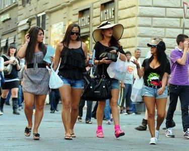 MTV estrena hoy la cuarta temporada de 'Jersey Shore' desde Italia