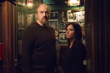 Louie Season 5 Louis Ck Pamela Adlon