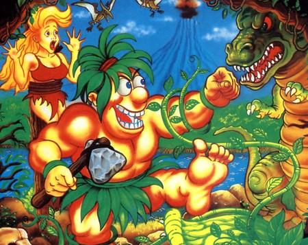 Retroanálisis de Joe & Mac: Caveman Ninja, el juego de los dinosaurios donde quemamos los cinco duros