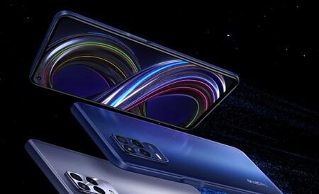 Realme 8s 5G: 90Hz de pantalla y una gran batería directa a la gama media