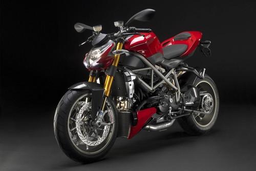 Una monstruosa Ducati Streetfighter V4 podría debutar en Pikes Peak como antesala de la moto de serie