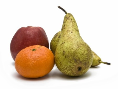 ¿Cuánta fruta comes al día?
