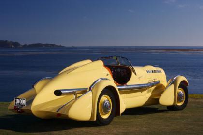 (2007)1935 Duesenberg SJ Speedster