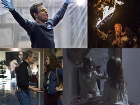 Taquilla USA: El marciano vence a brujas, fantasmas y Steve Jobs