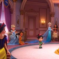 El nuevo tráiler de 'Ralph rompe Internet' juega con las búsquedas en Google, Stormtroopers y princesas Disney