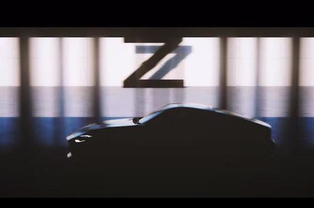 Nuevo Nissan 370z 2022