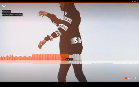 La aplicación de SoundCloud añade soporte para Chromecast