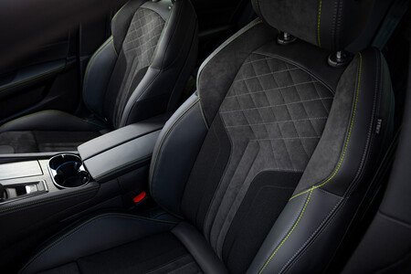 Peugeot 508 Sport Engineered Asientos