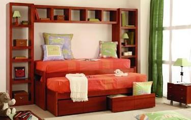 Compacto juvenil cerezo de Muebles El Globo