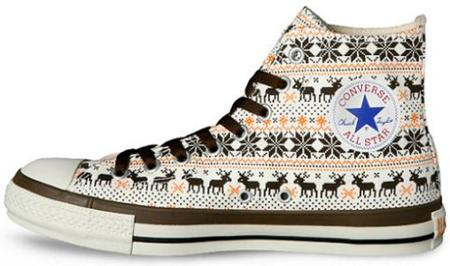Converse Chuck Taylor All-Star High Nordic Sweater