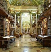 Biblioteca Nacional de Austria, entre las más bellas del mundo