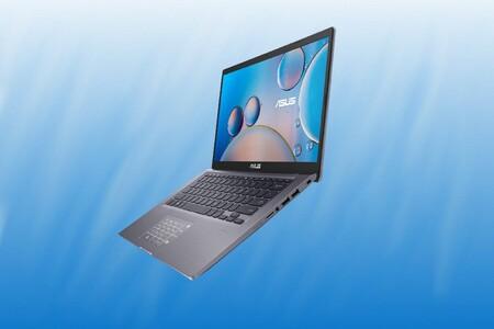 Este portátil Asus tiene un AMD Ryzen 5, SSD de 512GB y Windows 10 y está de oferta a poco más de 500 euros en El Corte Inglés