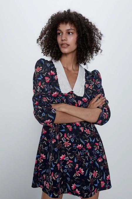 Vestidos Rebajas 2020 Zara Print 03