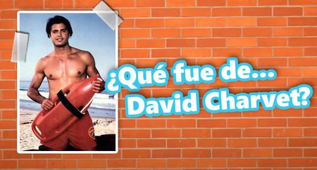 ¿Qué fue de... David Charvet, de 'Los Vigilantes de la Playa'?