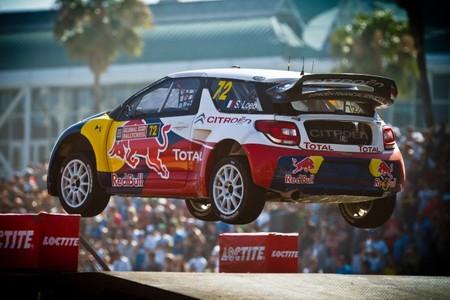 Sébastien Loeb no descarta correr también en RallyCross