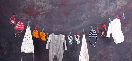 ¿Cómo lavar la ropa del bebé?