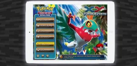 El 30 de septiembre llega Pokémon TCG Online para iPad