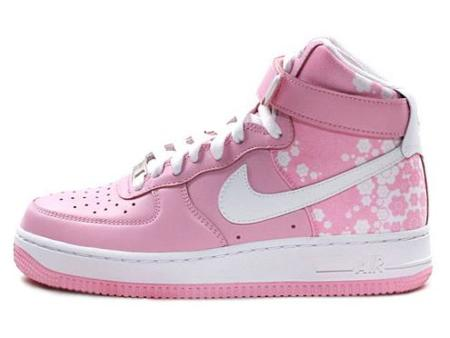 Zapatillas Nike WMNS Air Force 1 High x Atmos