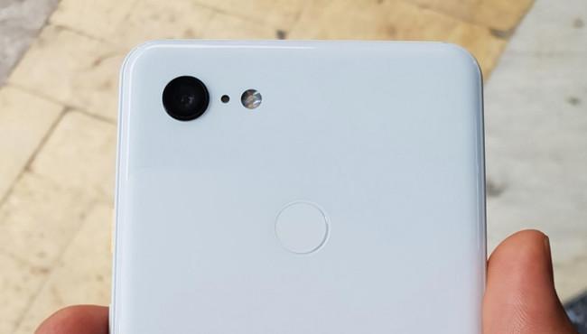 Pixel tres Blanco