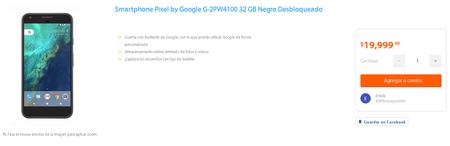 Google Pixel Mexico Walmart