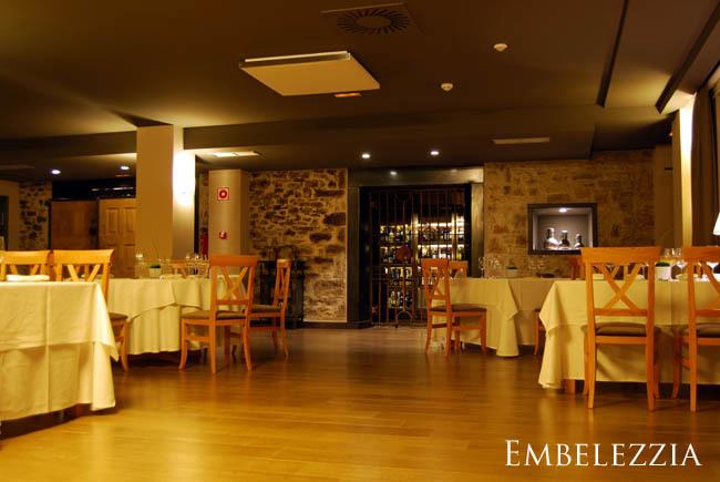 Foto de Ibaia, restaurante hotel de lujo en Gordexola (Vizcaya): menú degustación (11/19)