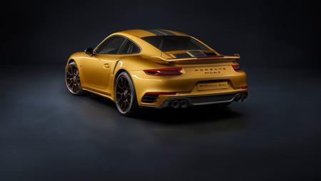 High 911 Turbo S Exclusive Series 2017 Porsche Ag 1