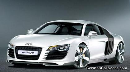 ¿Audi R8 por Oettinger?