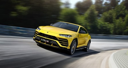 Lamborghini Urus 2019 17