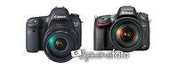 Nikon D600 versus Canon EOS 6D, ¿merecen la pena para dar el salto a full frame?