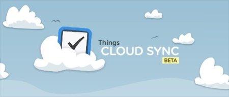 Things empieza a probar su esperadísimo servicio de sincronización en la nube