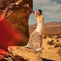 Próxima parada: desierto de los Estados Unidos. La nueva campaña de Zara nos va a transportar de inmediato