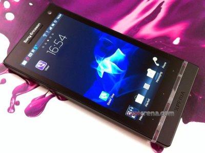 Sony Ericsson Arc HD (Nozomi) en una galería de imágenes de calidad