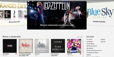 Las ventas de la iTunes Store bajan por primera vez en su historia según cifras de Billboard