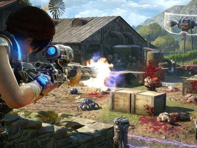 Gears of War 4 nos muestra 24 minutos de su Horda 3.0