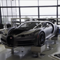 Con este documental del Bugatti Chiron ya tienes un plan más para el fin de semana