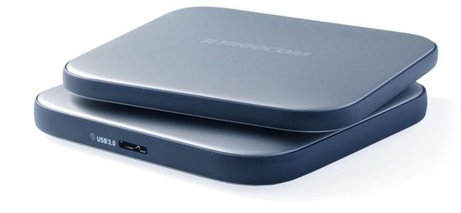 Freecom también apuesta por los discos duros para televisores con su Mobile Drive Sq TV