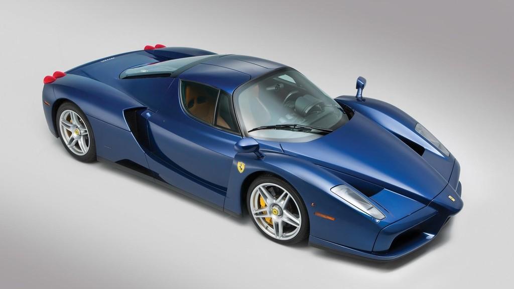Ferrari Enzo Azul 007