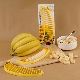 Cortador de plátanos