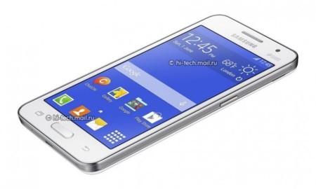 Samsung Galaxy Core 2 se deja ver por Rusia