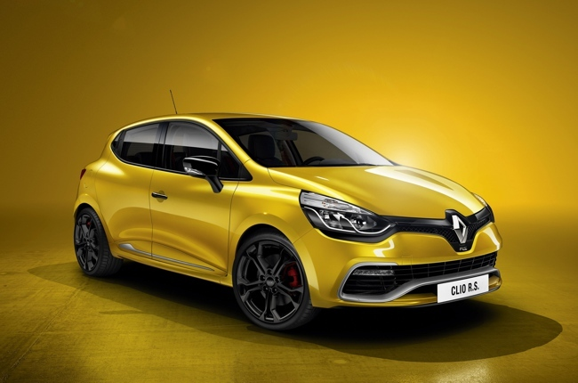 Renault Clio RS 2012 01