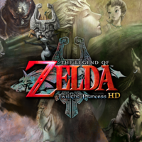 La propia Nintendo compara Twilight Princess en Gamecube y Wii U