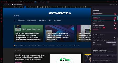 Opera Gx Musica De Fondo